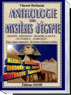 MYSTERES D'EGYPTE. ANTHOLOGIE.